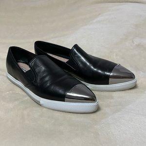 Miu Miu flat sneakers